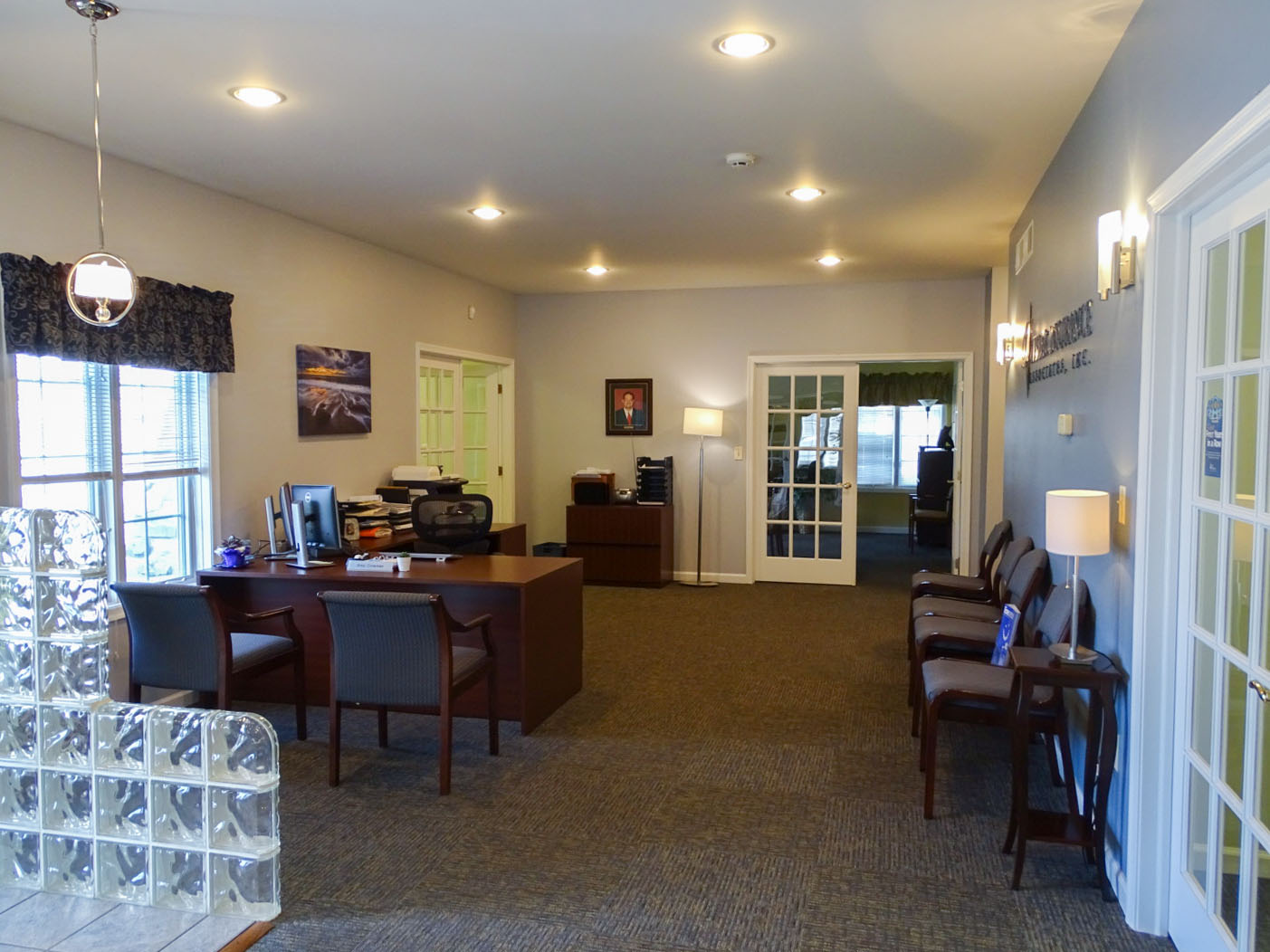 Insurance Office 1