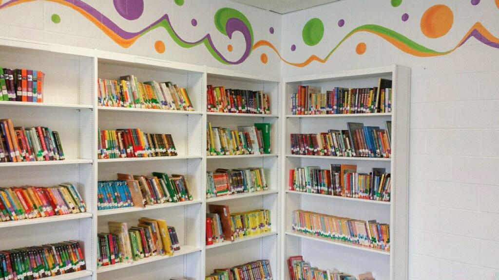 School Library 1
